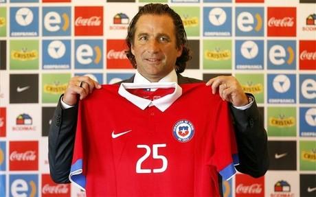 Pizzi, nuevo seleccionador chileno