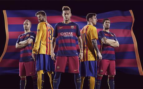 Qatar Airways quiere seguir en el camiseta del FC Barcelona