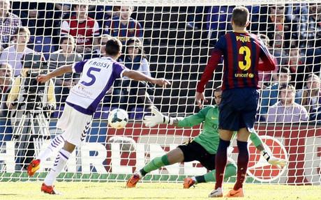"""Rossi: """"En Bilbao lo conseguimos ¿por qué no en el Camp Nou?"""""""