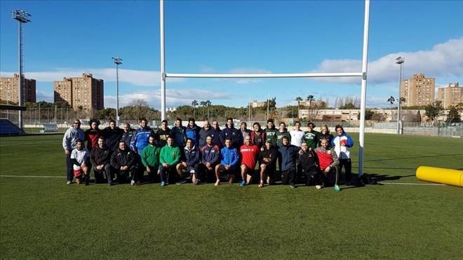 La Escola de Rugby llegará a 2.000 niños de 20 colegios valencianos