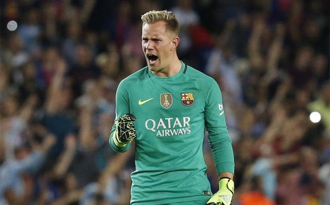 Mesqueunclub.gr: OFFER Barcelona Will Offer Marc-Andre Ter