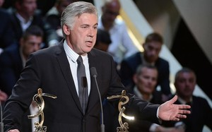 Carlo Ancelotti dice que quiere irse &#34;y el Real Madrid es una posibilidad&#34;