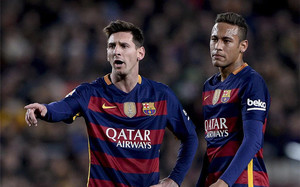 Messi y Neymar interesan al Manchester City