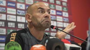 Paco Jémez explotó por una pregunta tras una nueva derrota del Cruz Azul