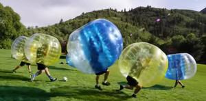 Fútbol de burbujas