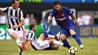 Messi rompió ante la Juventus todos los registros en un amistoso de pretemporada