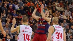 El Barça abrirá el fuego en la Liga Endesa frente al Baskonia