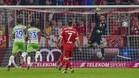 La pifia de Ulreich en el 2-1 metió al Wolfsburgo en el partido