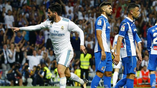 LALIGA   Real Madrid - Espanyol (2-0)