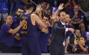 El Barça Lassa ha arrancado la temporada con buen pie