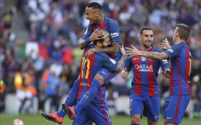 El FC Barcelona conf�a en conseguir la victoria en Mestalla