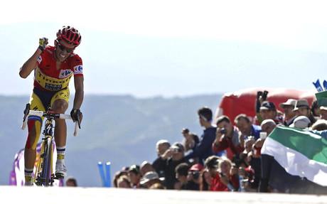 Contador, 'Oscar' al mejor cilista