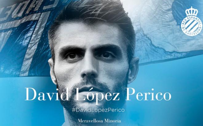 David L�pez vuelve a casa