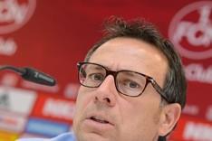 Martin Bader, director deportivo del Hannover, dio la cara