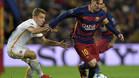 Messi y Ale�� optan al 'Gol del A�o de la UEFA'