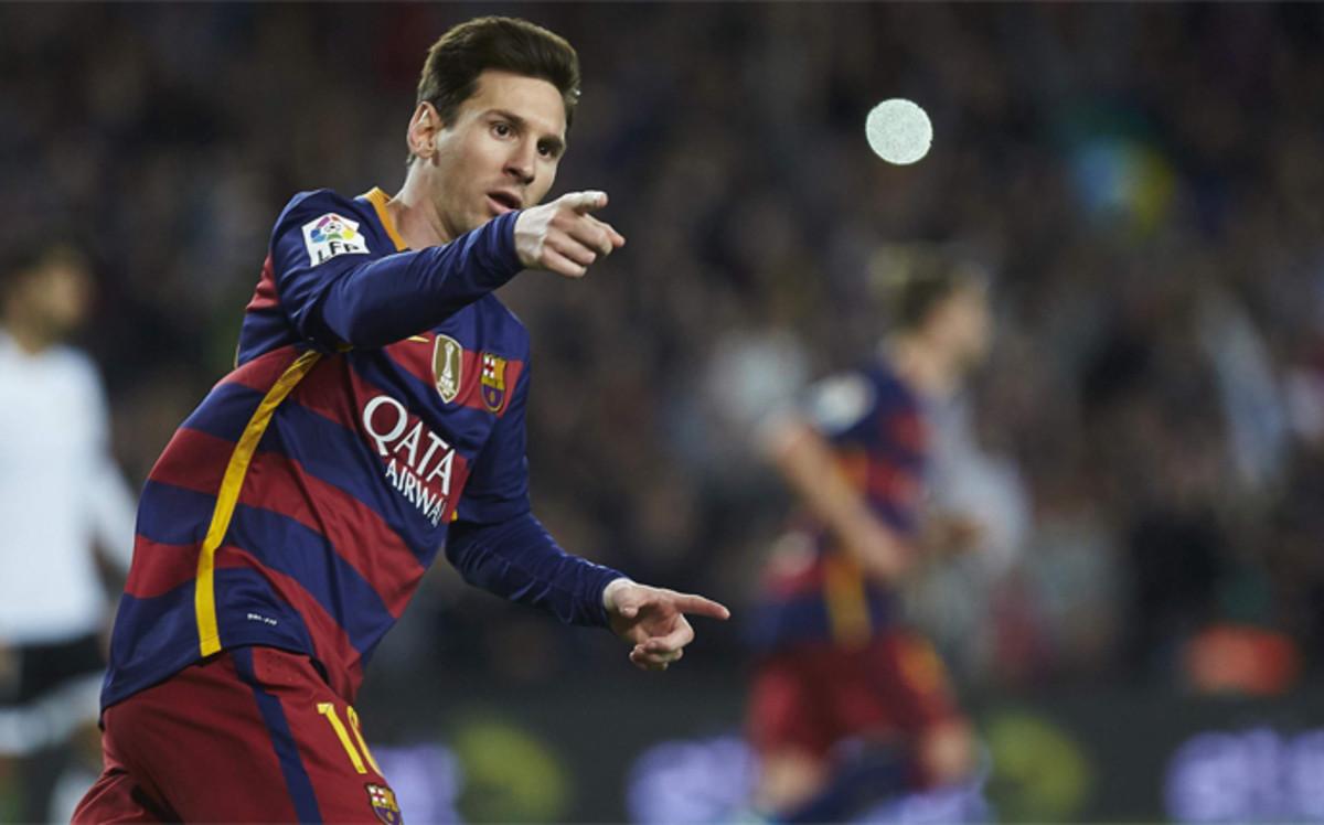 Las 8 Ligas de Messi con el FC Barcelona