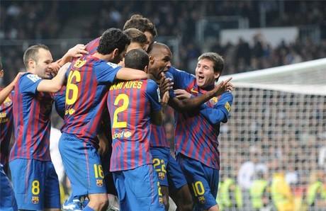 El Barça quiere aferrarse a la Liga