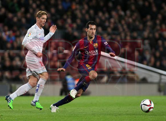 صور : مباراة برشلونة - أتليتيكو مدريد 1-0 ( 20-01-2015 )  1421883646636