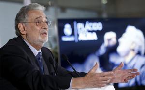 Plácido Domingo lamenta que Benítez no pudiera demostrar su valía
