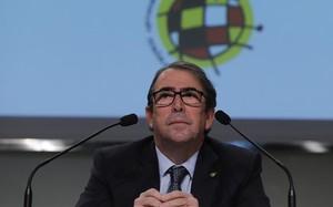 Pérez quiere ser presidente de la RFEF y suceder a Villar