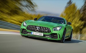 Mercedes-AMG GT R: De la competici�n a la carretera