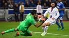 Buffon brilló ante el Lyon