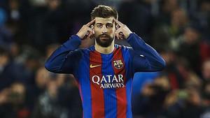 Piqué denuncia el trato de favor que recibe el Madrid y eso no gusta
