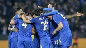 El Leicester corrió ante el Liverpool 11 kilómetros más que en el último partido de Ranieri
