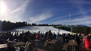 Espléndido fin de temporada en Vallnord