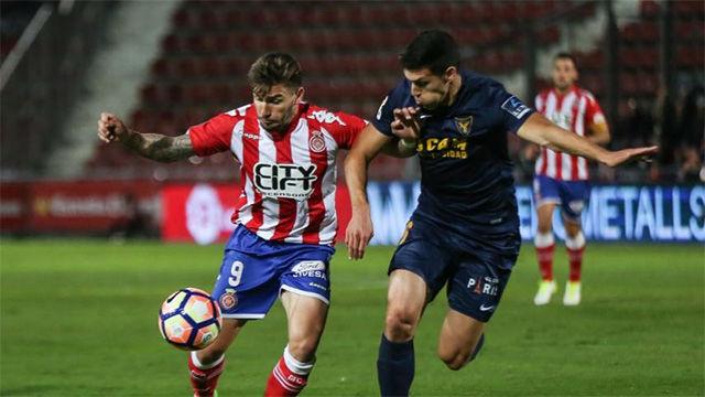 Video resumen Girona - UCAM Murcia (1-2). Jornada 35, Liga 1|2|3