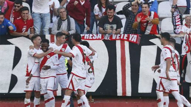 Video resumen: Rayo Vallecano - Levante (2-1) Jornada 37 - Liga 1|2|3