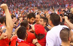 Olympiacos regresa a la Final Four
