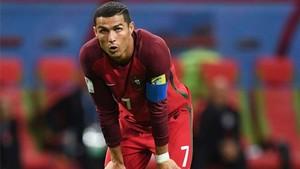 Cristiano Ronaldo quiso chutar de los últimos... y se quedó sin participar en la tanda