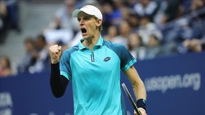 Anderson jugará su primera final del US Open a los 31 años