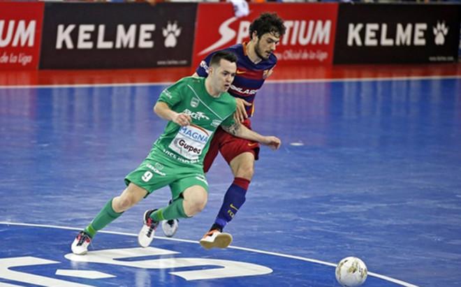 El Bar�a Lassa se acerca a la final de la Liga una temporada m�s