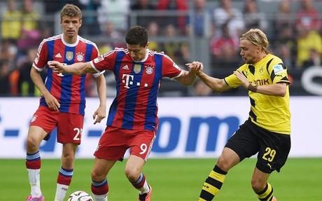 Borussia y Bayern volver�n a protagonizar un duelo trepidante