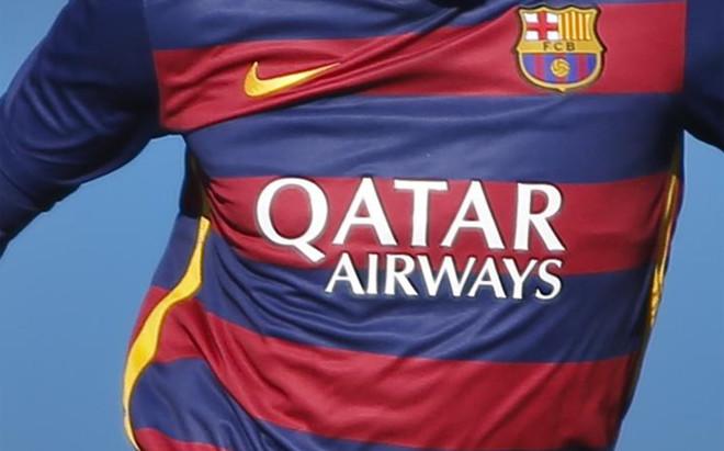 La camiseta del Barcelona de esta temporada