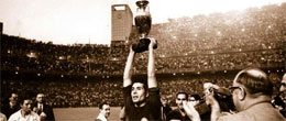II EUROCOPA (ESPAÑA 1964) - Campeón: ESPAÑA