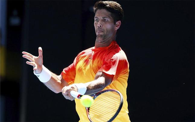 Verdasco, eliminado del Open de Australia