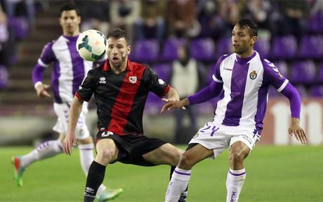 Jeffren Su�rez recal� en el Real Valladolid el pasado mes de enero