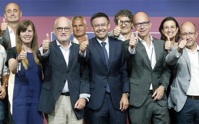 La junta del FC Barcelona se reunir� en Poblet