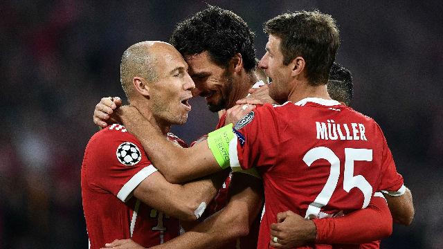 LACHAMPIONS | Bayern Munich - Celtic (3-0)