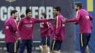 Con estos jugadores saldrá Luis Enrique en el Calderón