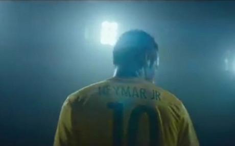 Neymar aparece en un anuncio de tacos