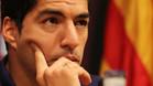 Presentación de Luis Suárez
