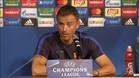 Rueda de prensa de Luis Enrique previa al partido de Champions