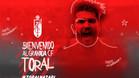 Toral, cedido del Arsenal al Granada hasta junio del 2017