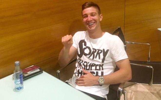 Vietto, nuevo jugador del Sevilla a la espera del anuncio oficial