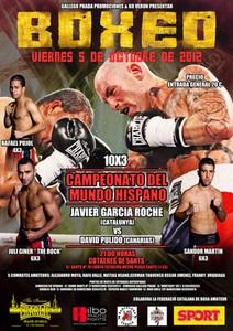 El mejor boxeo en las Cotxeres de Sants 1348827808146