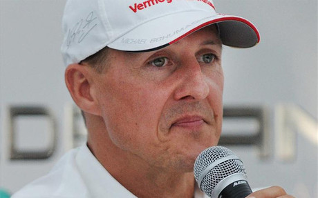 Michael Schumacher&nbsp;